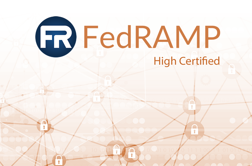 FedRAMP high certified graphic