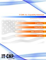 IT-CNP, Inc. Capability Statement Brochure